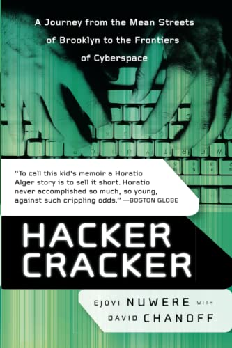 9780060935818: Hacker Cracker: A Journey from the Mean Streets of Brooklyn to the Frontiers of Cyberspace