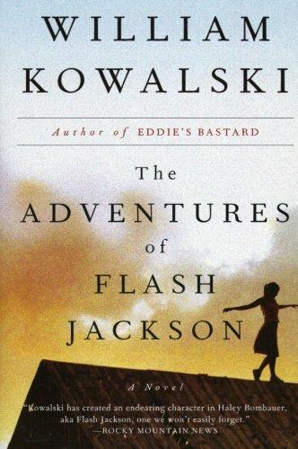 9780060936242: The Adventures of Flash Jackson: A Novel
