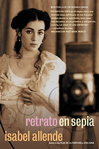 9780060936358: Retrato En Sepia: Una Novela