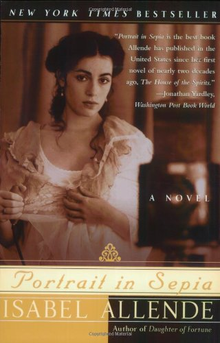 9780060936365: Portrait in Sepia: A Novel
