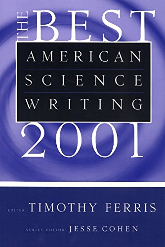 9780060936488: The Best American Science Writing 2001 (Best American Science Writing)