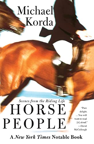 9780060936761: Horse People: Scenes from the Riding Life