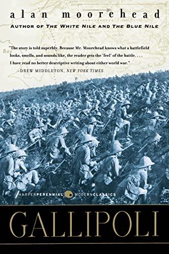 Gallipoli (Perennial Classics): Moorehead, Alan
