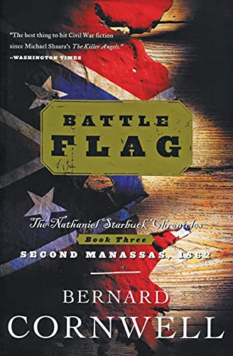 9780060937188: Battle Flag (Nathaniel Starbuck Chronicles)