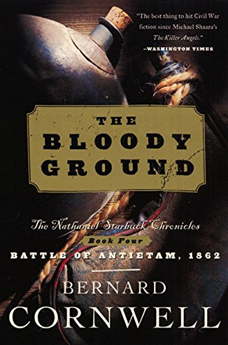 9780060937195: The Bloody Ground (Starbuck Chronicles)