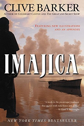 9780060937263: Imajica: Featuring New Illustrations and an Appendix