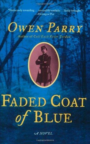 9780060937669: Faded Coat of Blue: A Novel