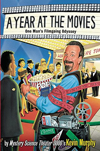 9780060937867: A Year at the Movies: One Man's Filmgoing Odyssey