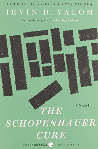 9780060938109: The Schopenhauer Cure