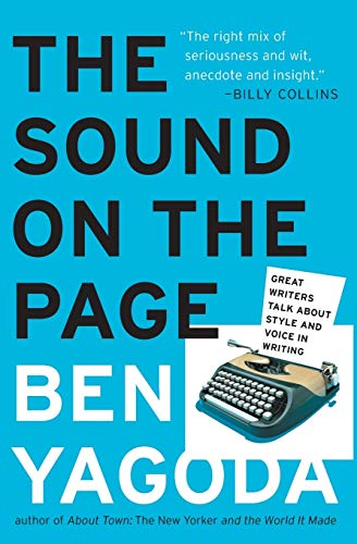 9780060938222: The Sound on the Page: Great Writers Talk about Style and Voice in Writing