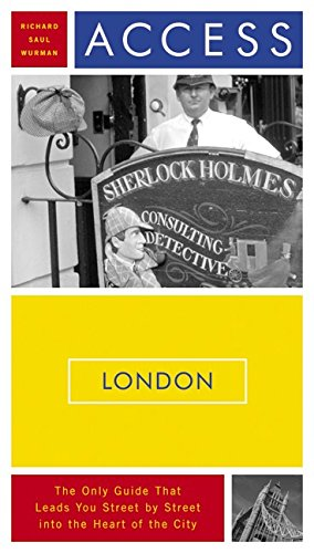 9780060938314: London (Access Guides)