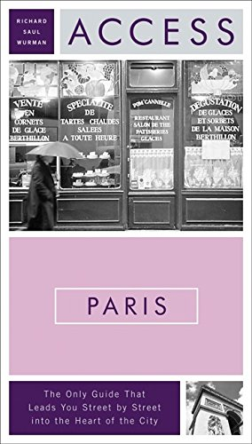 9780060938352: Access Paris