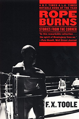 9780060938383: Rope Burns: Stories from the Corner
