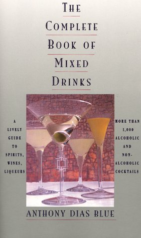 9780060950071: Complete Book of Mixed Drinks, The