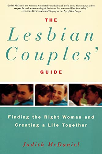 The Lesbian Couples Guide: McDaniel, Judith