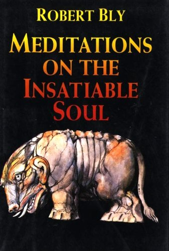 9780060950637: Meditations on the Insatiable Soul: Poems