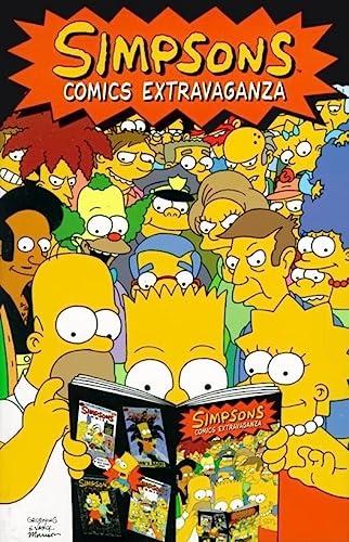 Simpsons Comics Extravaganza: Groening, Matt