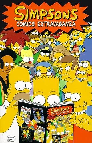 9780060950866: Simpsons Comics Extravaganza (Simpsons Comics Compilations)