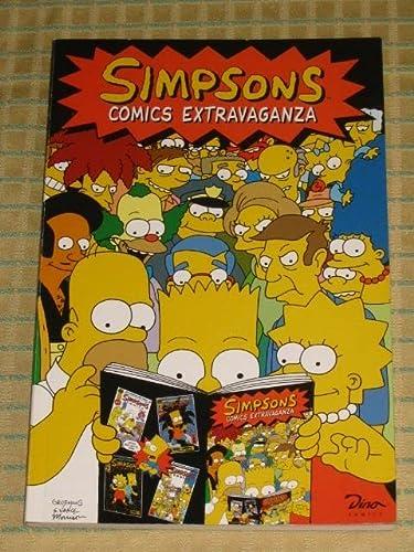 9780060950910: Simpsons Comics Extravaganza