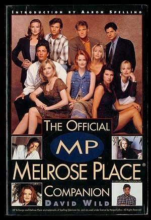 9780060951474: The Official Melrose Place Companion
