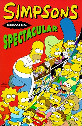 9780060951481: Simpsons Comics Spectacular (Simpsons Comics Compilations)