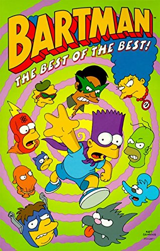 BARTMAN THE BEST OF THE BEST (Simpsons Comics Compilations): Groening, Matt