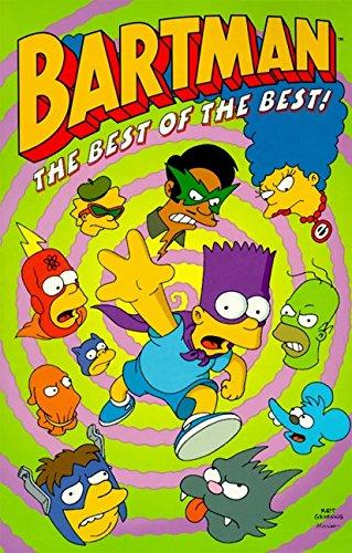 BARTMAN THE BEST OF THE BEST (Simpsons Comics Compilations): Groening, Matt