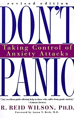 9780060951603: Don't Panic: Taking Control of Anxiety Attacks