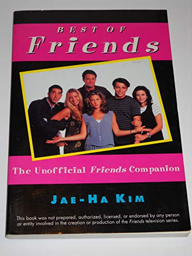9780060951788: Best of Friends: The Unofficial Friends Companion