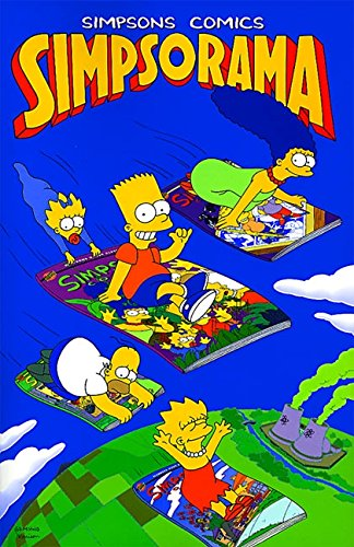 9780060951993: Simpsons Comics. Simp-so-rama (Simpsons Comics Compilations)