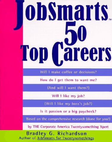 9780060952204: JobSmarts 50 Top Careers