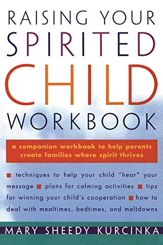 9780060952402: Raising Your Spirited Child Workbook