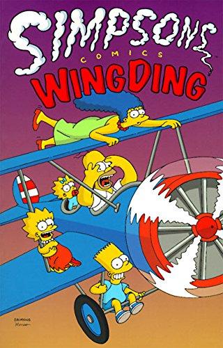 9780060952457: Simpsons Comics Wingding (Simpsons Comics Compilations)