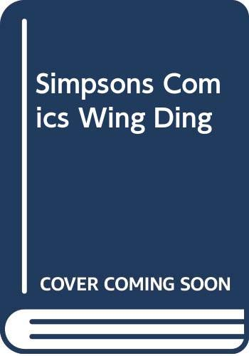 9780060952501: Simpsons Comics Wing Ding