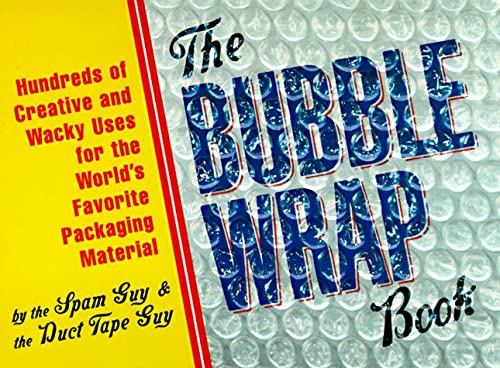 Bubble Wrap Book