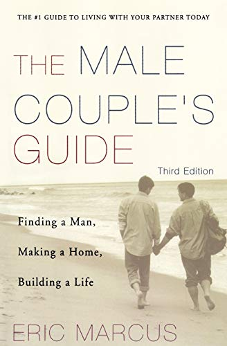 9780060952754: Male Couple's Guide: Finding a Man, Making a Home, Building a Life