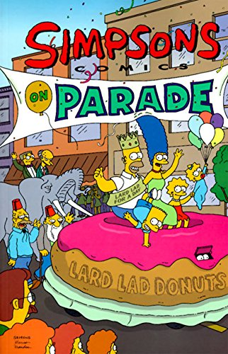 9780060952808: Simpsons Comics on Parade