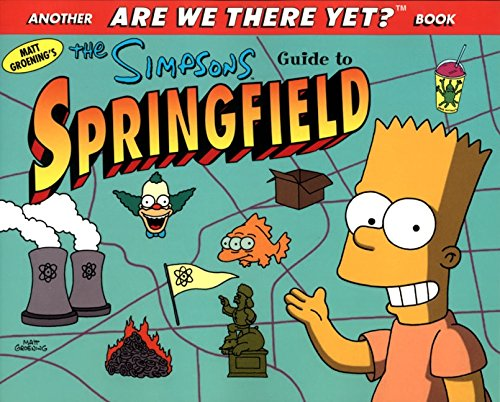 9780060952822: The Simpsons Guide to Springfield