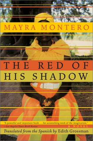 9780060952914: The Red of His Shadow