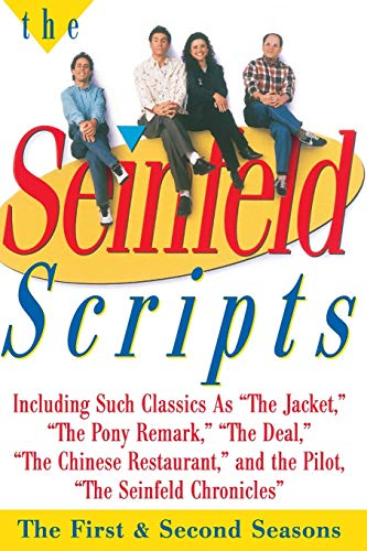 The Seinfeld Scripts: The First and Second Seasons (9780060953034) by Jerry Seinfeld; Larry David