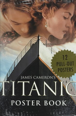 9780060953065: James Cameron's 'Titanic' Posterbook