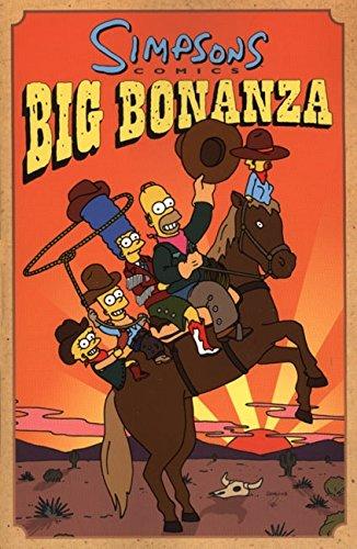 Simpsons Comics Big Bonanza: Groening, Matt