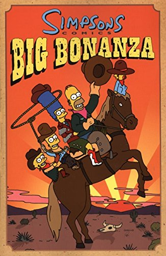 9780060953171: Simpsons Comics Big Bonanza (Simpsons Comics Compilations)