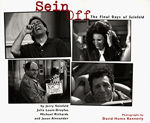 Sein Off: Inside The Final Days Of Seinfeld (9780060953287) by Jerry Seinfeld