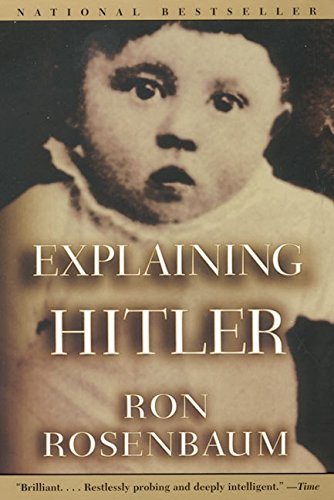 9780060953393: Explaining Hitler