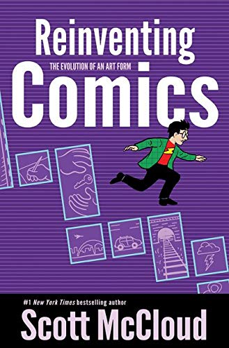 9780060953508: Reinventing Comics: The Evolution of an Art Form