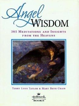 9780060953911: Angel Wisdom Hallmark