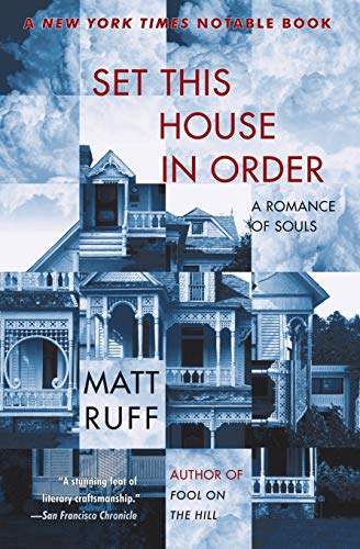 9780060954857: Set This House in Order: A Romance of Souls
