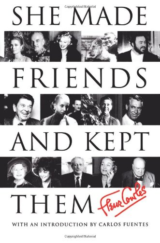 9780060955052: She Made Friends and Kept Them: An Anecdotal Memoir