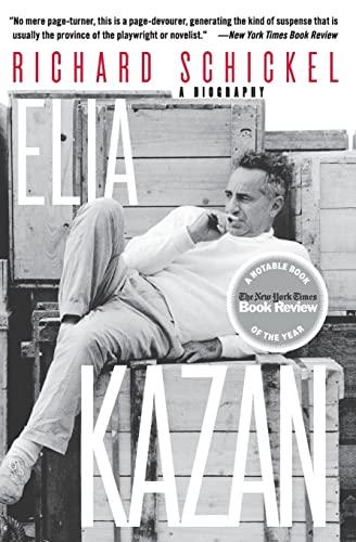9780060955120: Elia Kazan: A Biography